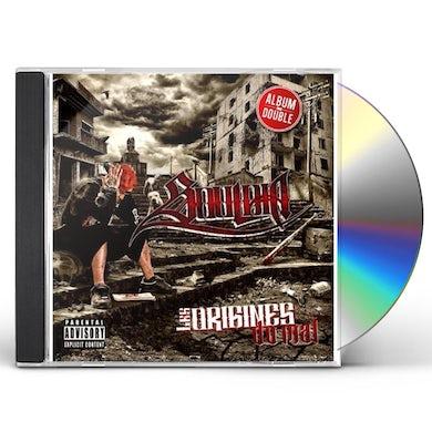 Souldia ORIGINES DU MAL (ADVISOR CD