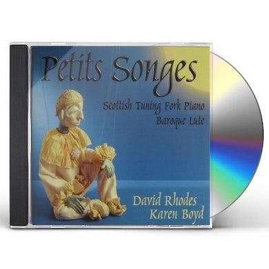 David Rhodes PETITS SONGES CD