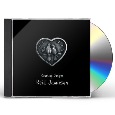 Reid Jamieson COURTING JUNIPER EP CD