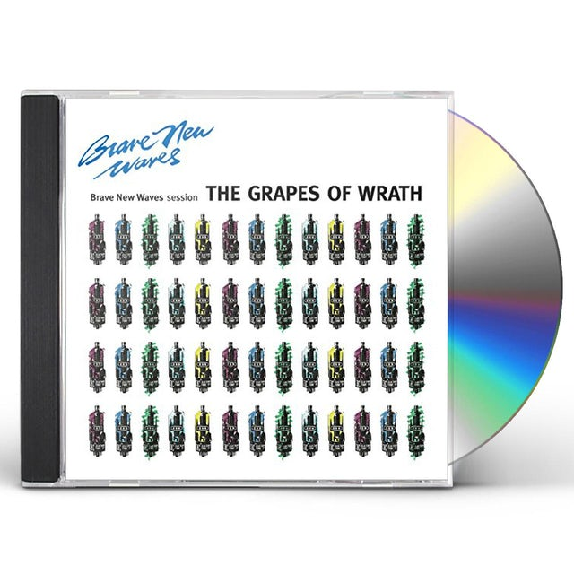 Grapes Of Wrath BRAVE NEW WAVES SESSION CD