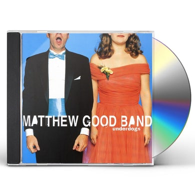 Matthew Good UNDERDOGS CD