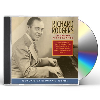 Richard Rodgers COMMAND PERFORMANCE CD