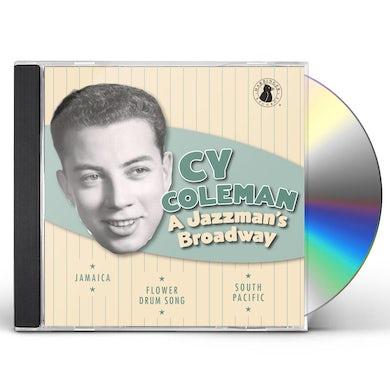 Cy Coleman JAZZMAN'S BROADWAY CD