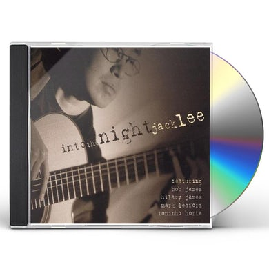 Jack Lee INTO THE NIGHT CD