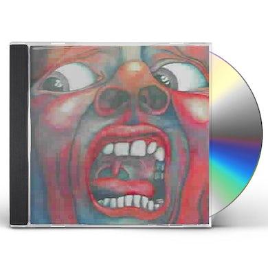 King Crimson IN THE COURT OF THE CRIMSON KING - 30TH ANNIV. ED. CD