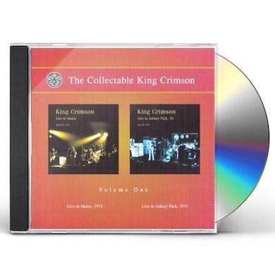 COLLECTABLE KING CRIMSON 1 CD