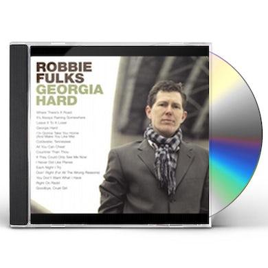 Robbie Fulks GEORGIA HARD CD