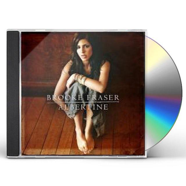 Brooke Fraser ALBERTINE CD