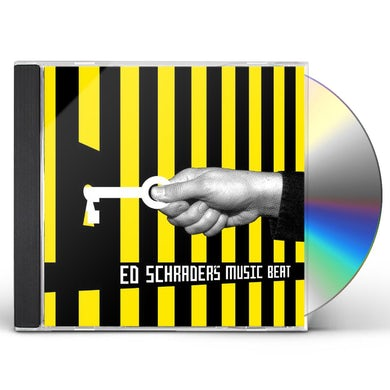 Ed Schrader PARTY JAIL CD