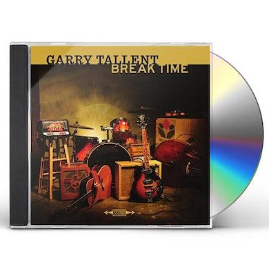 Garry Tallent BREAK TIME CD