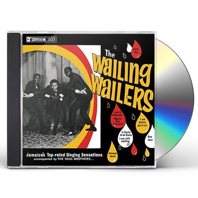 WAILING The Wailers CD