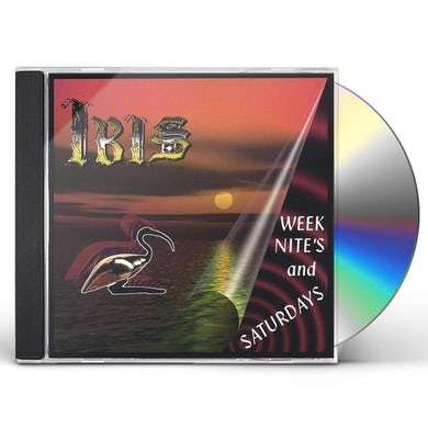 Ibis WEEK NITES & SATURDAYS CD