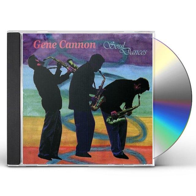 Gene Cannon SOUL DANCES CD