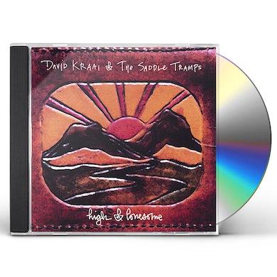 David Kraai & The Saddle Tramps HIGH & LONESOME CD