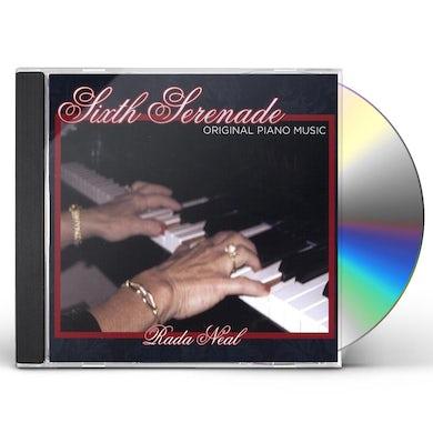 Rada SIXTH SERENADE CD