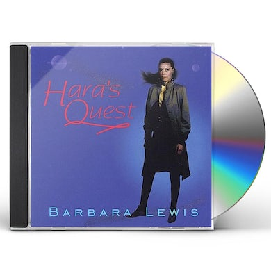 Barbara Lewis HARAS QUEST CD