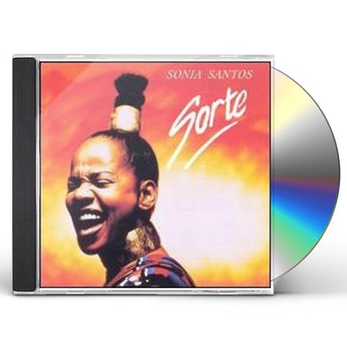 Sonia Santos SORTE CD