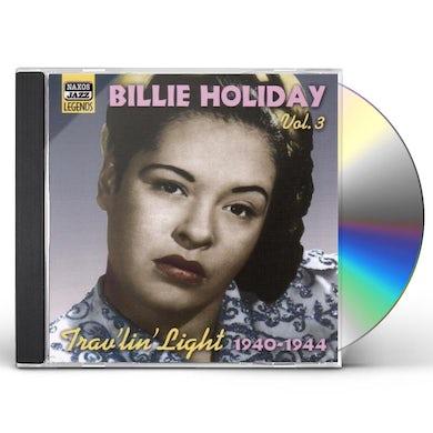 Billie Holiday VOL. 3-TRAV'LIN LIGHT CD