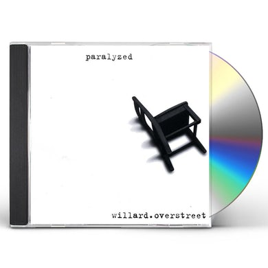 Willard Overstreet PARALYZED CD