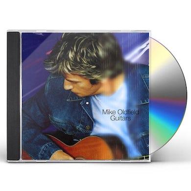 Mike Oldfield GUITARS CD