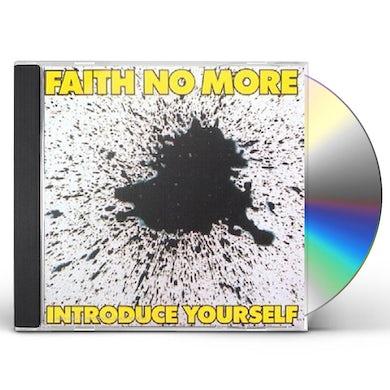 Faith No More INTRODUCE YOURSELF CD