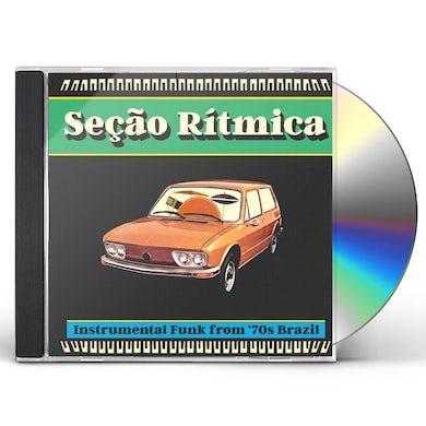 Secao Ritmica: Instrumental Funk '70S Brazil / Var CD