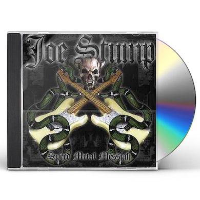 Joe Stump SPEED METAL MESSIAH CD
