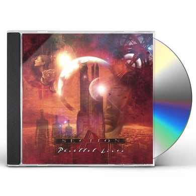 Section A PARALLEL LIVES CD