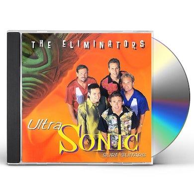 Eliminators ULTRA SONIC SURF GUITARS CD