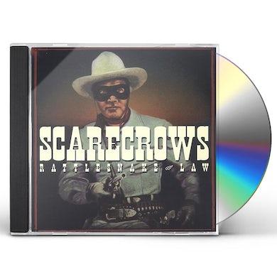 scarecrows RATTLESNAKE LAW CD