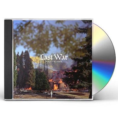 Haley Bonar LAST WAR CD