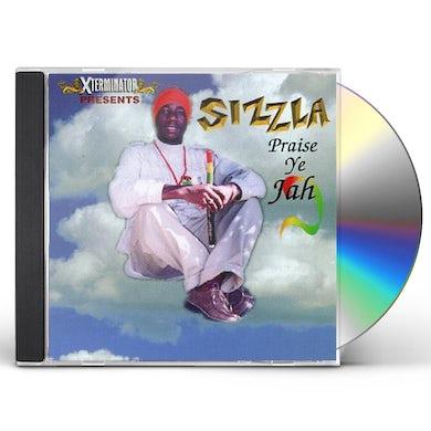 Sizzla PRAISE YE JAH CD