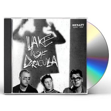 Lake Of Dracula FIRESIDE FOUR: LIVE 1996 CD
