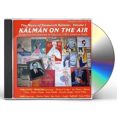 Emmerich Kalman KALMAN ON THE AIR / Original Soundtrack CD