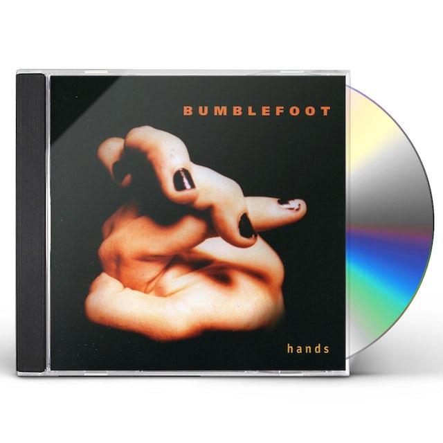 Bumblefoot HANDS CD