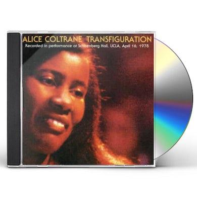 Alice Coltrane TRANSFIGURATION CD