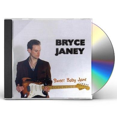 Bryce Janey SWEET BABY JANE CD