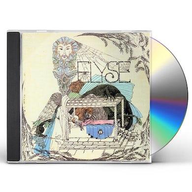 ELYSE ORANGE TWIN CD