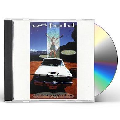 Magic Sound Fabric UNFOLD CD