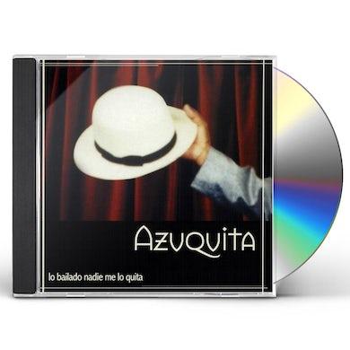 Azuquita LO BAILADO NADIE ME LO QUITA CD