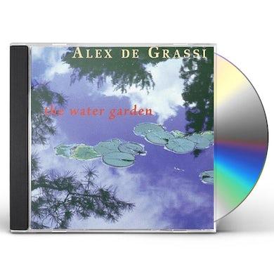 Alex De Grassi WATER GARDEN CD