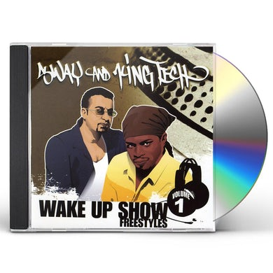 Sway & King Tech WAKE UP SHOW FREESTYLES 1 CD