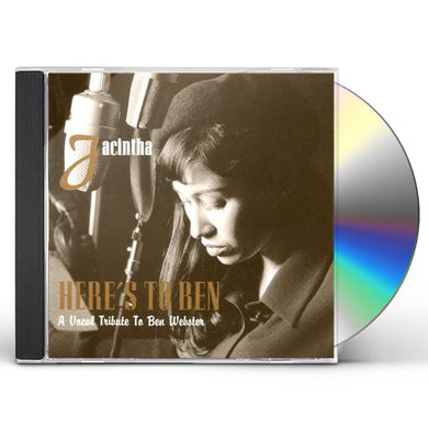 Jacintha HERE'S TO BEN (SACD) Super Audio CD