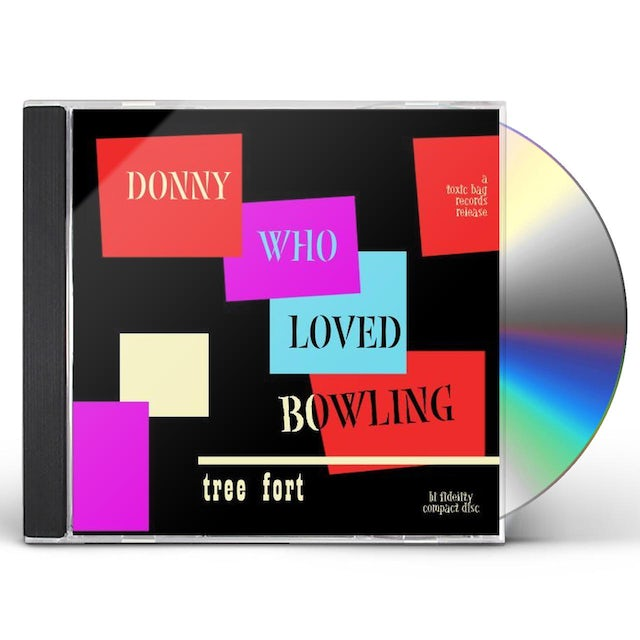 Donny Who Loved Bowling