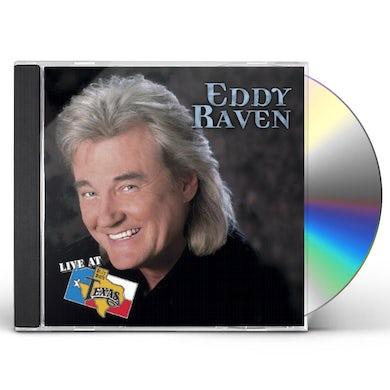 Eddy Raven LIVE AT BILLY BOB'S TEXAS CD