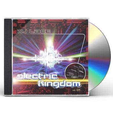 DJ Lace ELECTRIC KINGDOM 1 CD