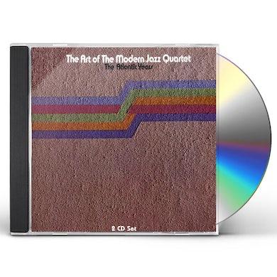ART OF THE MODERN JAZZ QUARTET CD