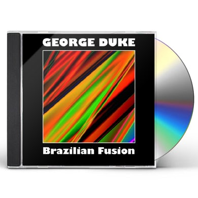George Duke BRAZILIAN FUSION CD