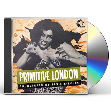 Basil Kirchin PRIMITIVE LONDON CD