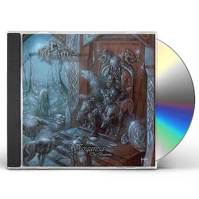 Manegarm VARGARESA - BEGINNING CD
